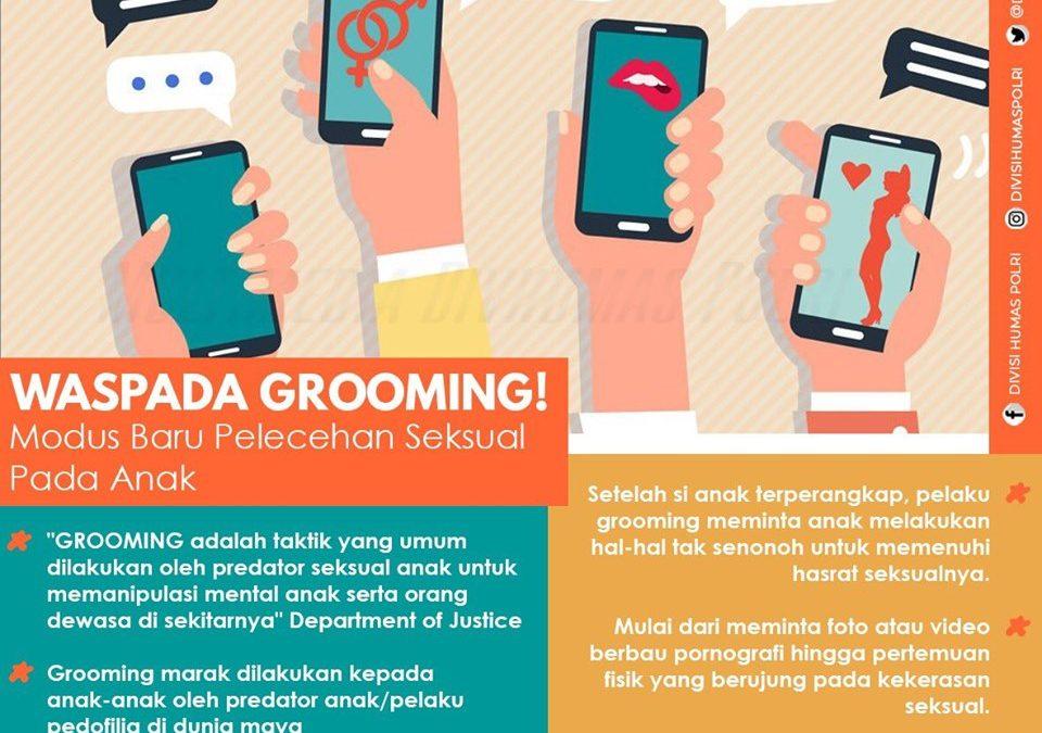 Awas, grooming !