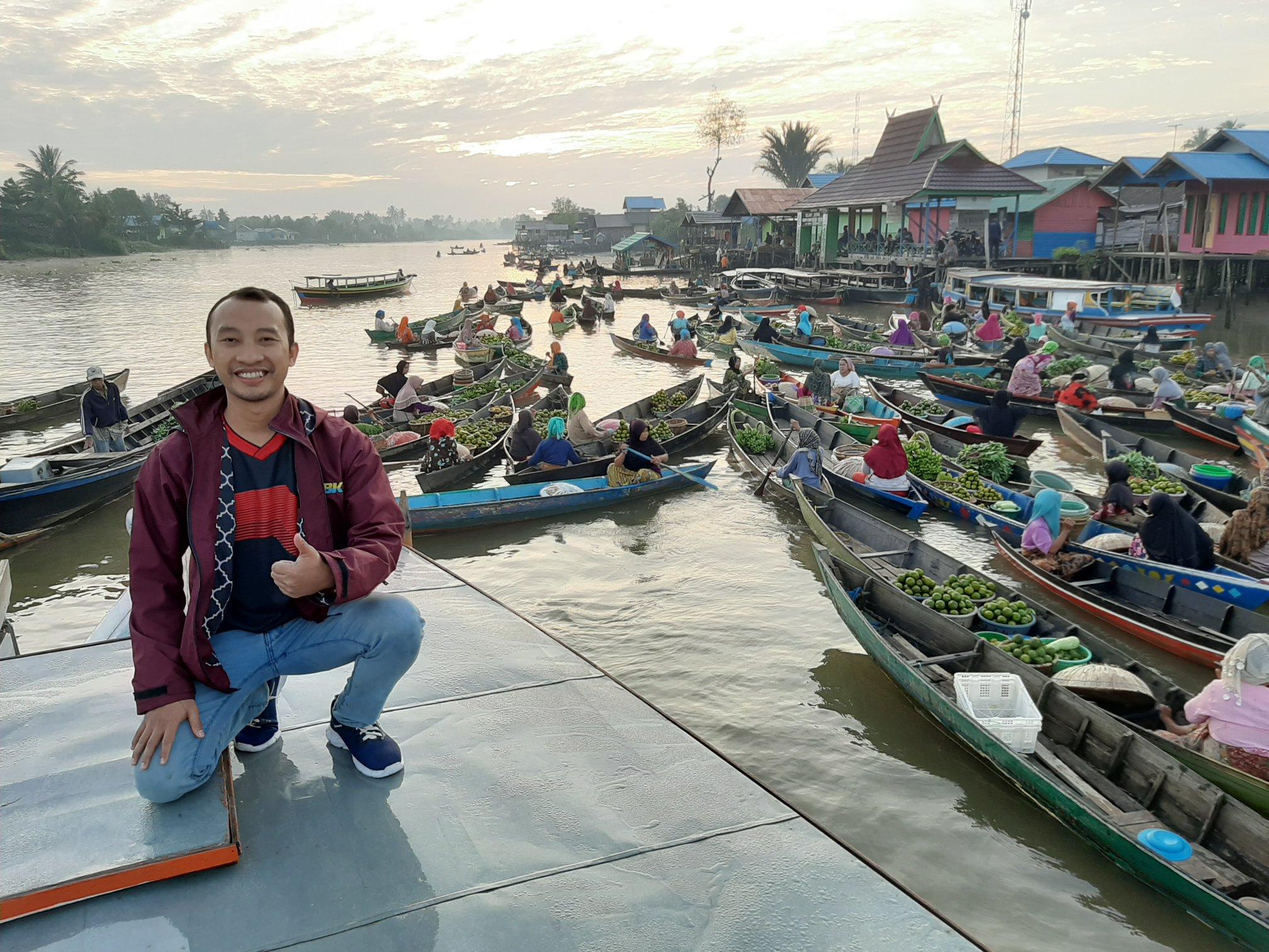 Lok Baintan – Banjarmasin