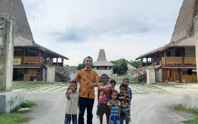 Rumah Budaya Sumba, Inspirasi Anak Muda Cinta Indonesia