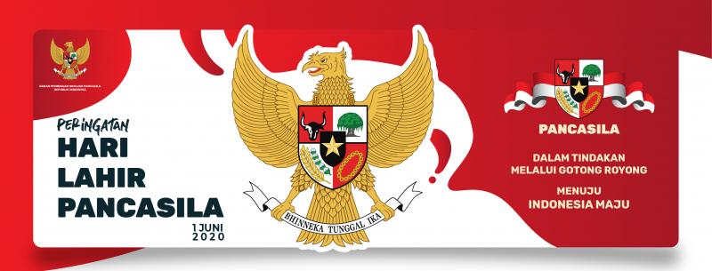 Hari Lahir Pancasila 1 Juni 2020
